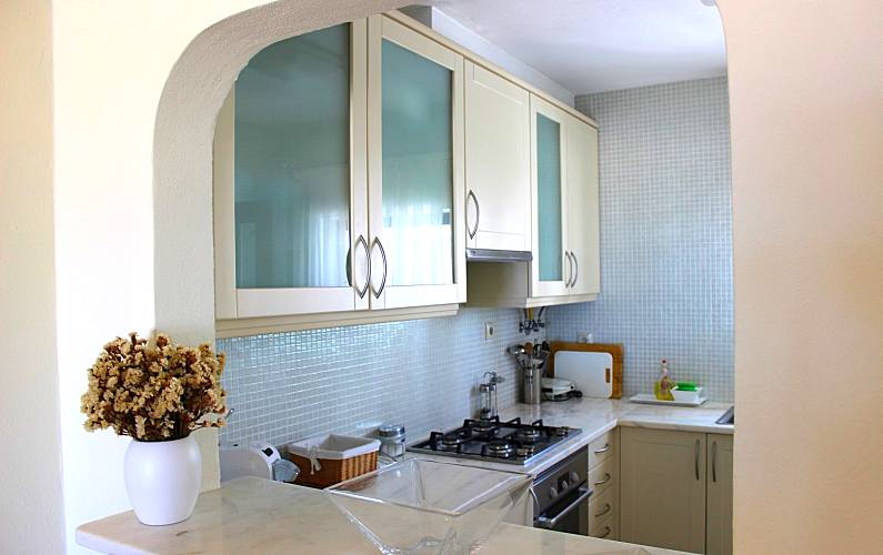 Apartment Kitchen Algarve-Faro Lagos House - Kitchen