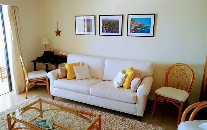 Apartment Living-room Algarve-Faro Lagos House - Living-room