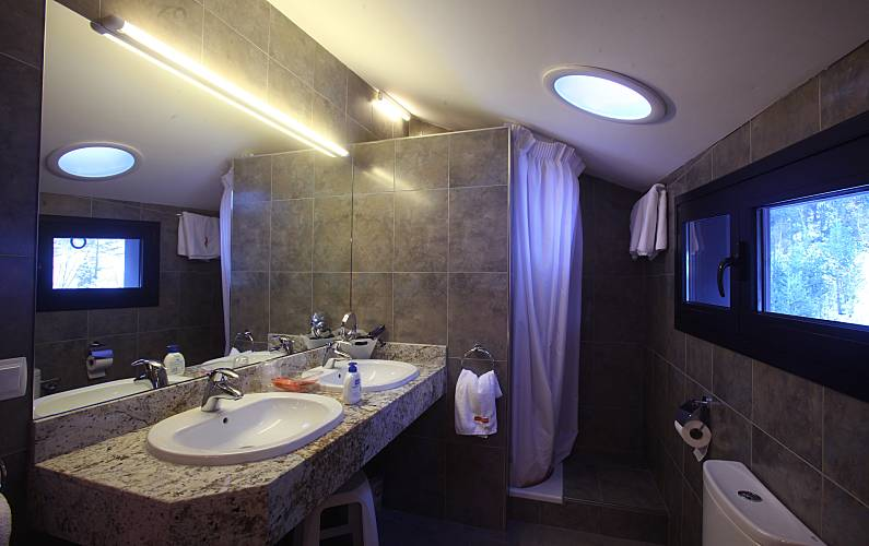 7 Baño Ordino Apartamento - Baño