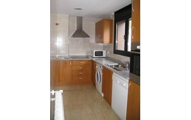 7 Cocina Ordino Apartamento - Cocina