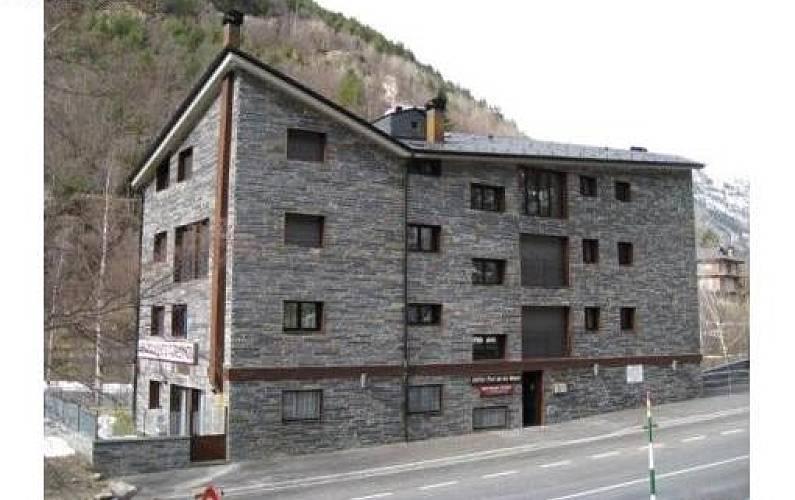 7 Apartamentos en alquiler cerca de Vallnord- Arcalís - Exterior del aloj.