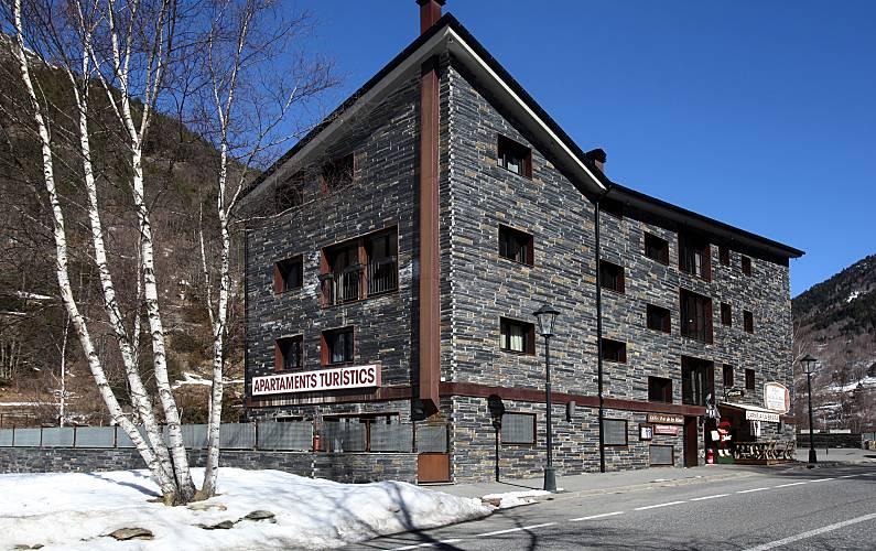 7 Alrededores Ordino Apartamento - Alrededores