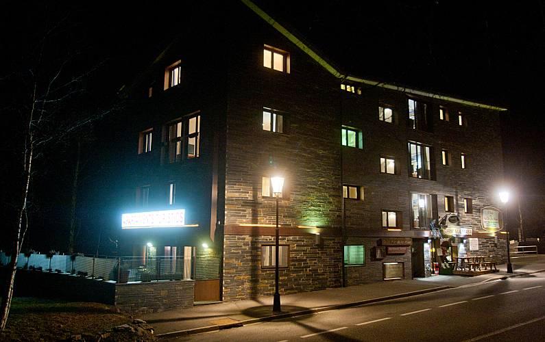 7 Exterior del aloj. Ordino Apartamento - Exterior del aloj.