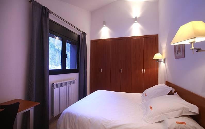 7 Habitación Ordino Apartamento - Habitación