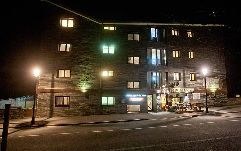 7 Outdoors Ordino Apartment - Outdoors