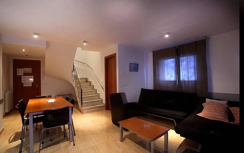 7 Comedor Ordino Apartamento - Comedor
