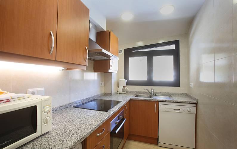 7 Kitchen Ordino Apartment - Kitchen