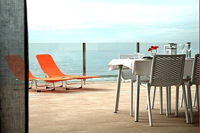 4 Acogedores apartamentos en primera linea de playa Tarragona