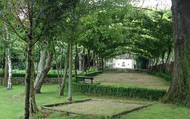 Casa Jardim Braga Fafe Casa rural - Jardim