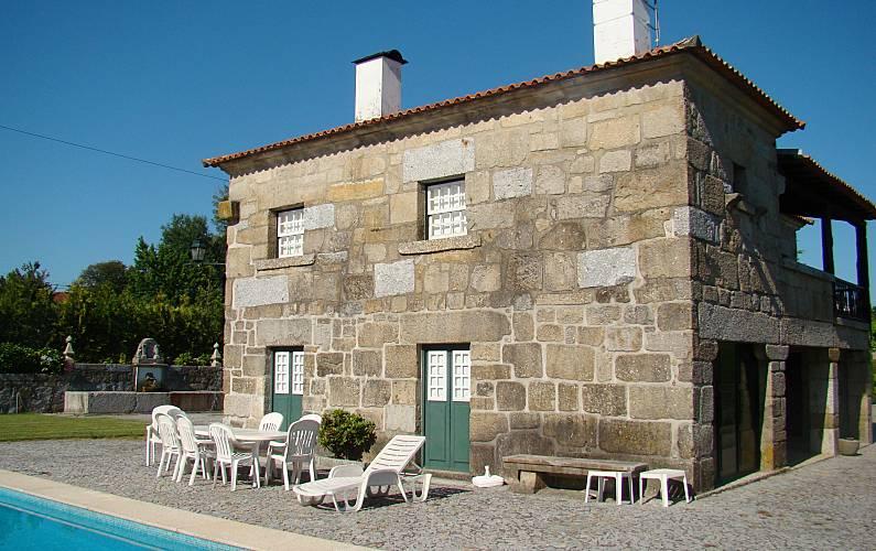Casa Exterior da casa Braga Fafe Casa rural - Exterior da casa