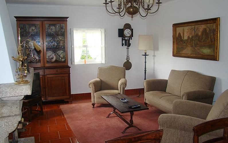 Casa Sala Braga Fafe Casa rural - Sala