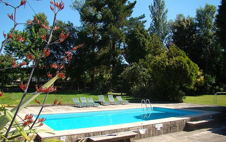 Casa Piscina Braga Fafe Casa rural - Piscina