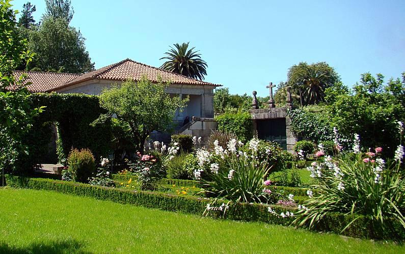 Casa Vistas da casa Braga Fafe Casa rural - Vistas da casa