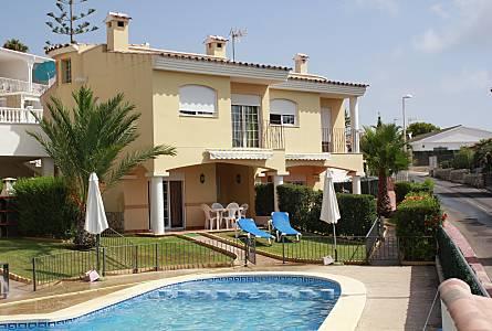 7cc4aae8960eb Alquiler de chalets con piscina a 1km de la playa Castellón - Exterior del  aloj.