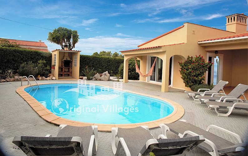 V4 Villa Canelas Algarve-Faro - Swimming pool