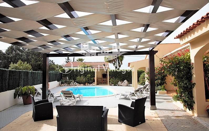 V4 Outdoors Algarve-Faro Portimão villa - Outdoors