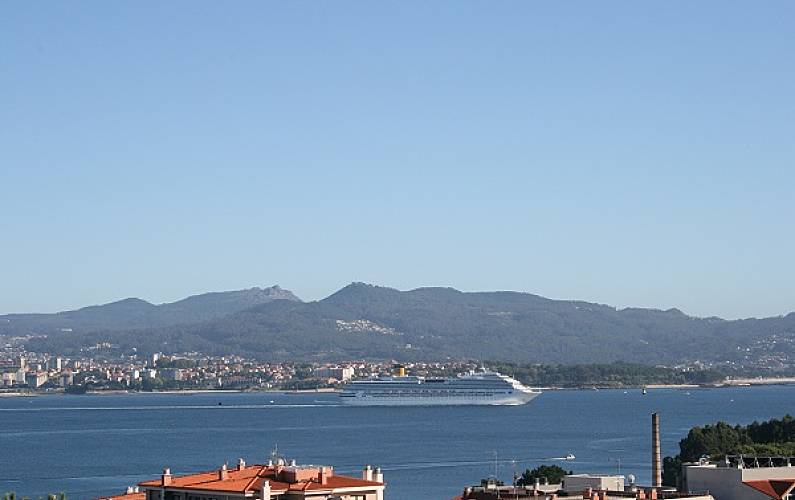 New Views from the house Pontevedra Cangas House - Views from the house