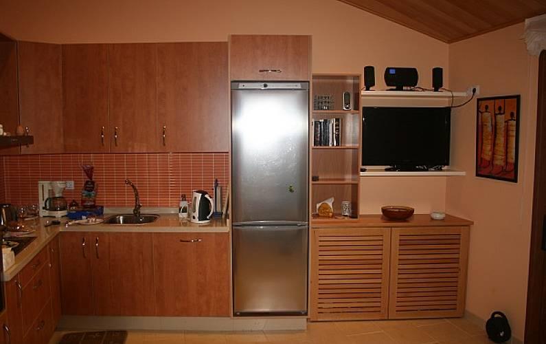 Nova Cozinha Pontevedra Cangas casa - Cozinha