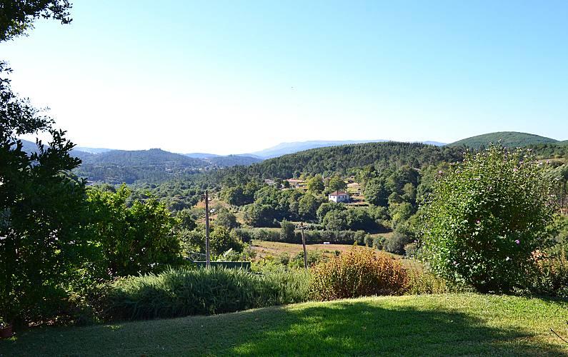 Casa Vistas da casa Viana do Castelo Paredes de Coura Casa rural - Vistas da casa