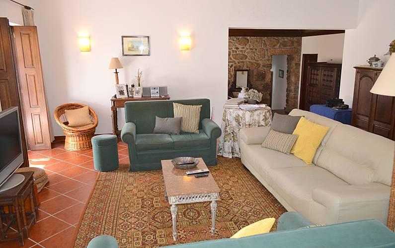 Casa Sala Viana do Castelo Paredes de Coura Casa rural - Sala