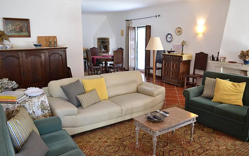 Casa Sala de Jantar Viana do Castelo Paredes de Coura Casa rural - Sala de Jantar