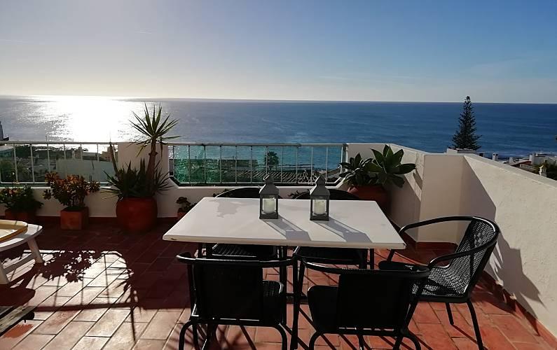 Apartamento Terraço Algarve-Faro Lagos Apartamento - Terraço