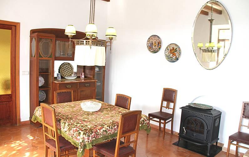 Villa Sala da pranzo Maiorca Sóller Villa di campagna - Sala da pranzo