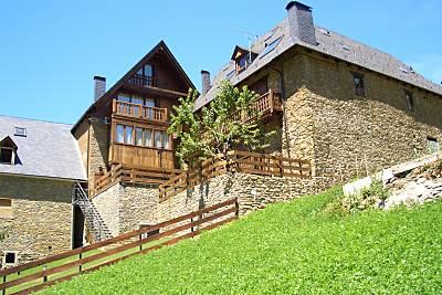 Preciosa casa en vilac a 10 km baqueira,150 m2,6B Lleida/Lérida