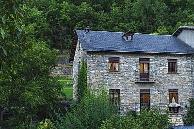 Casa 13 pax - P. N. Ordesa y Monte Perdido Huesca