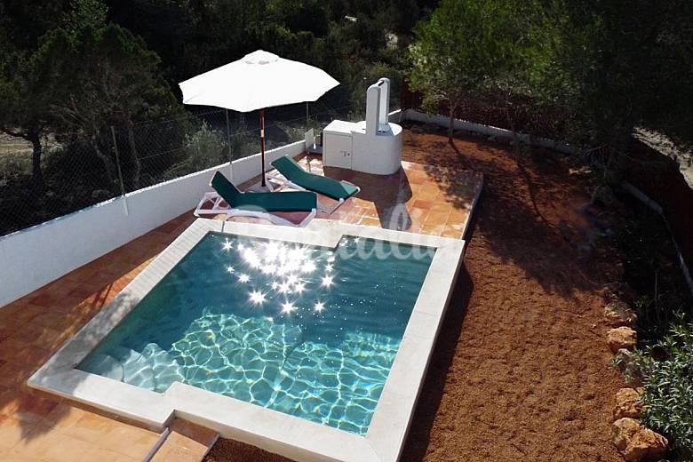 House Swimming pool Ibiza San José House