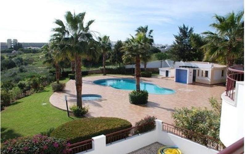 Apartamento Exterior da casa Algarve-Faro Lagos Apartamento - Exterior da casa