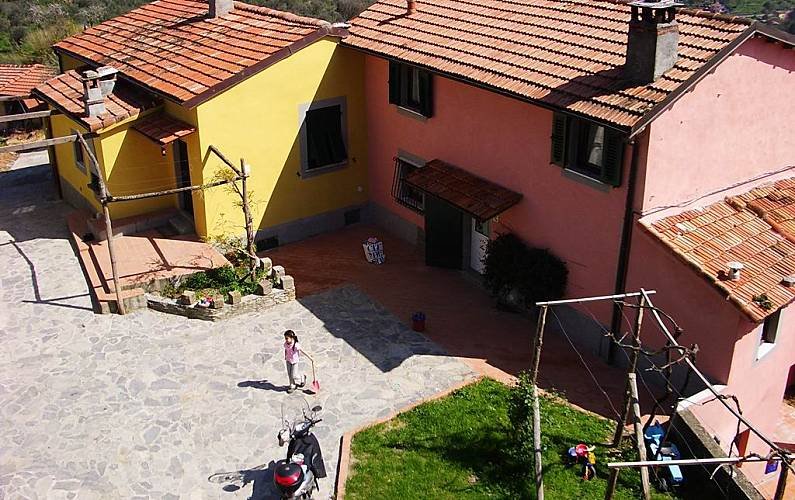 4 Exterior da casa Spezia Vezzano Ligure Casa rural - Exterior da casa