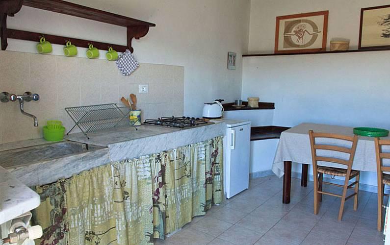 4 Cozinha Spezia Vezzano Ligure Casa rural - Cozinha