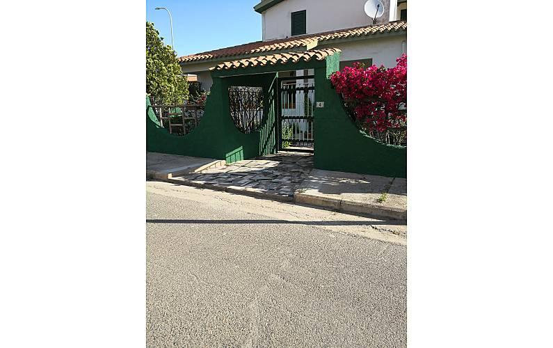 Villa a 150 mt dal mare Cagliari - Parte esterna della casa