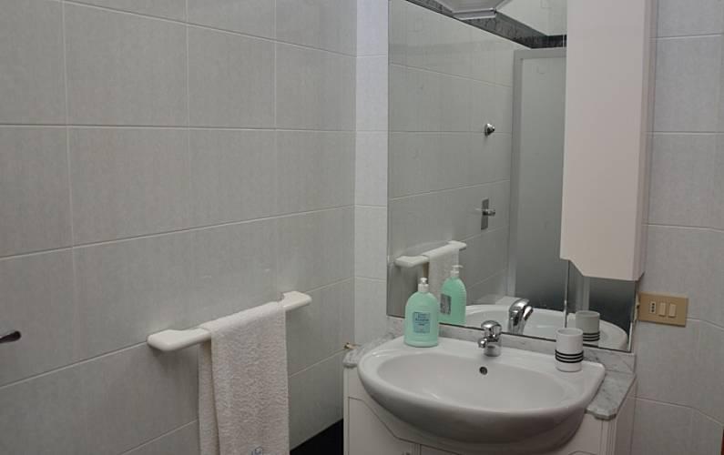 Vivenda Casa-de-banho Trapani Marsala vivenda - Casa-de-banho