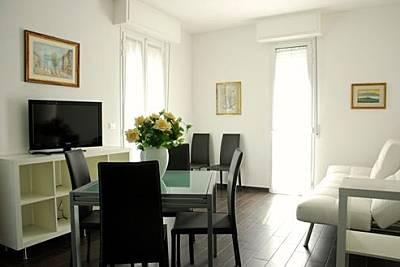 Appartamento trilocale a 250 m dalla spiaggia Rimini