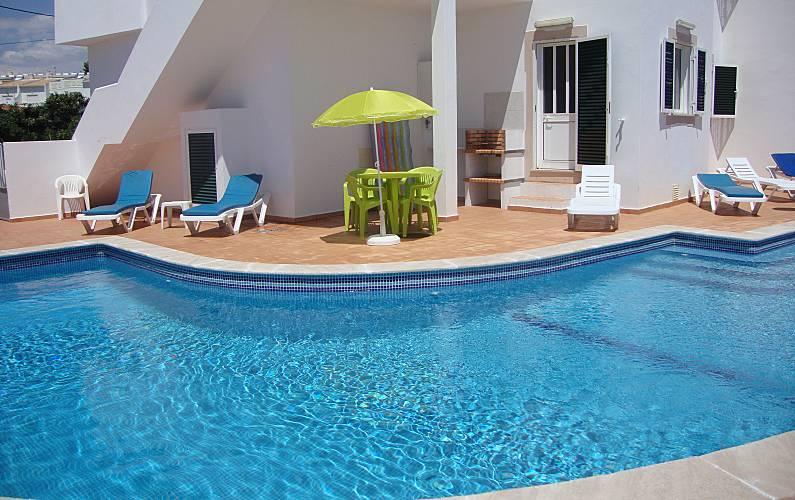 4 Swimming pool Algarve-Faro Albufeira Apartment - Swimming pool
