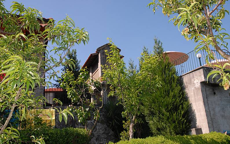t Arredores Braga Vieira do Minho Casa rural - Arredores
