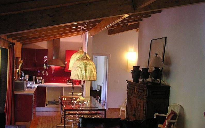 Casas Interior da casa Viana do Castelo Vila Nova de Cerveira casa - Interior da casa