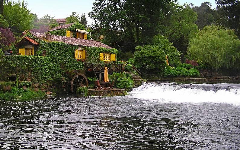 House Outdoors Viana do Castelo Vila Nova de Cerveira House - Outdoors