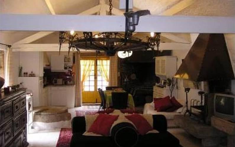 House Living-room Viana do Castelo Vila Nova de Cerveira House - Living-room