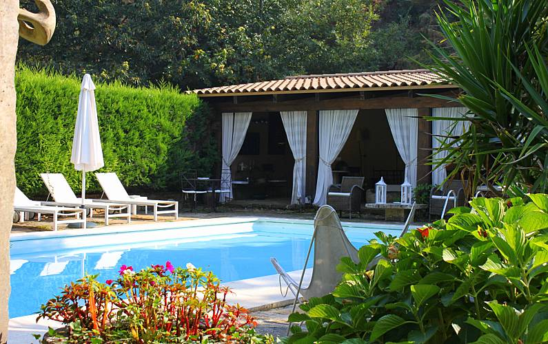 House Swimming pool Viana do Castelo Vila Nova de Cerveira House - Swimming pool