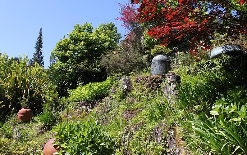 Casas Jardim Viana do Castelo Vila Nova de Cerveira casa - Jardim