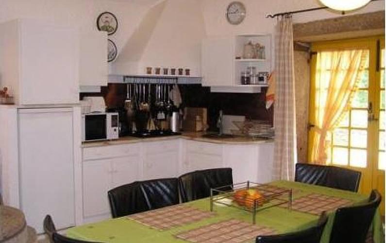 Casas Sala de Jantar Viana do Castelo Vila Nova de Cerveira casa - Sala de Jantar