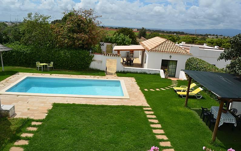 2 Algarve-Faro Silves villa -