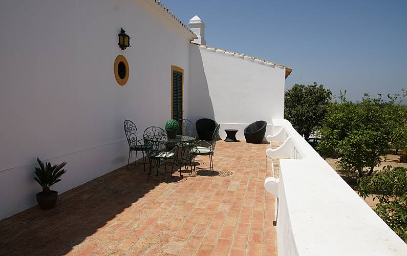 2 Terrace Algarve-Faro Silves villa - Terrace