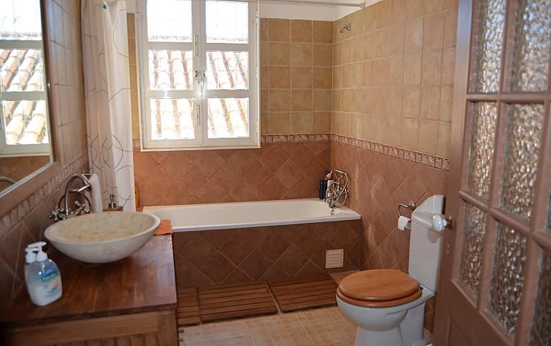 2 Bathroom Algarve-Faro Silves villa - Bathroom