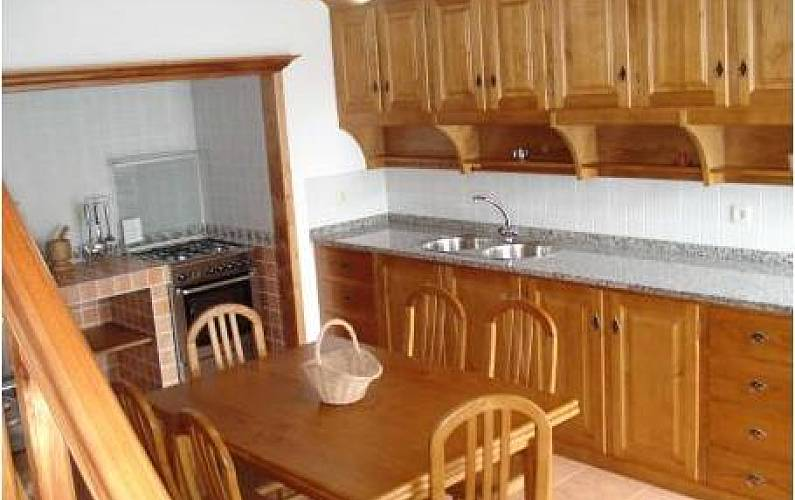 2 Cozinha Ilha do Pico Lajes do Pico casa - Cozinha