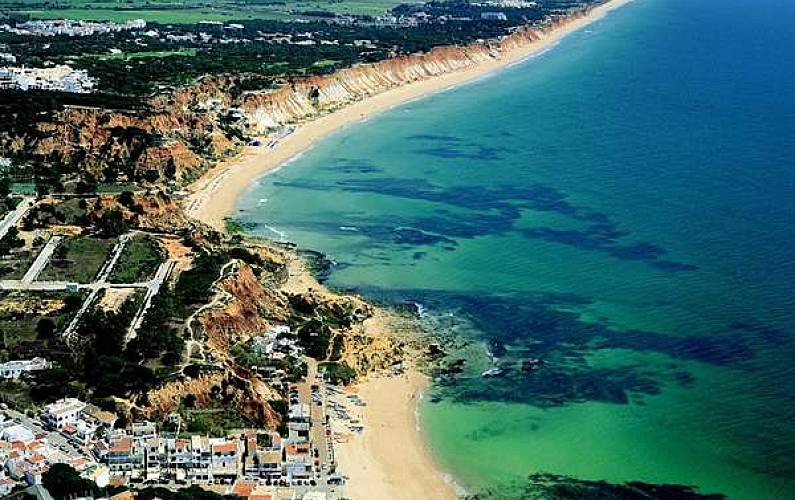 2 apartments , shareed pool, 600 m from the beach Algarve-Faro - Other