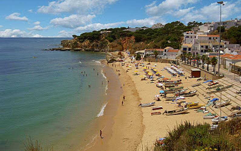 2 Environment Algarve-Faro Albufeira Apartment - Environment